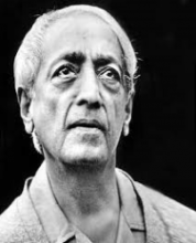 Quotes by Jiddu Krishnamurti