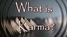 Vedeo on Karma from a Theosophical perspective