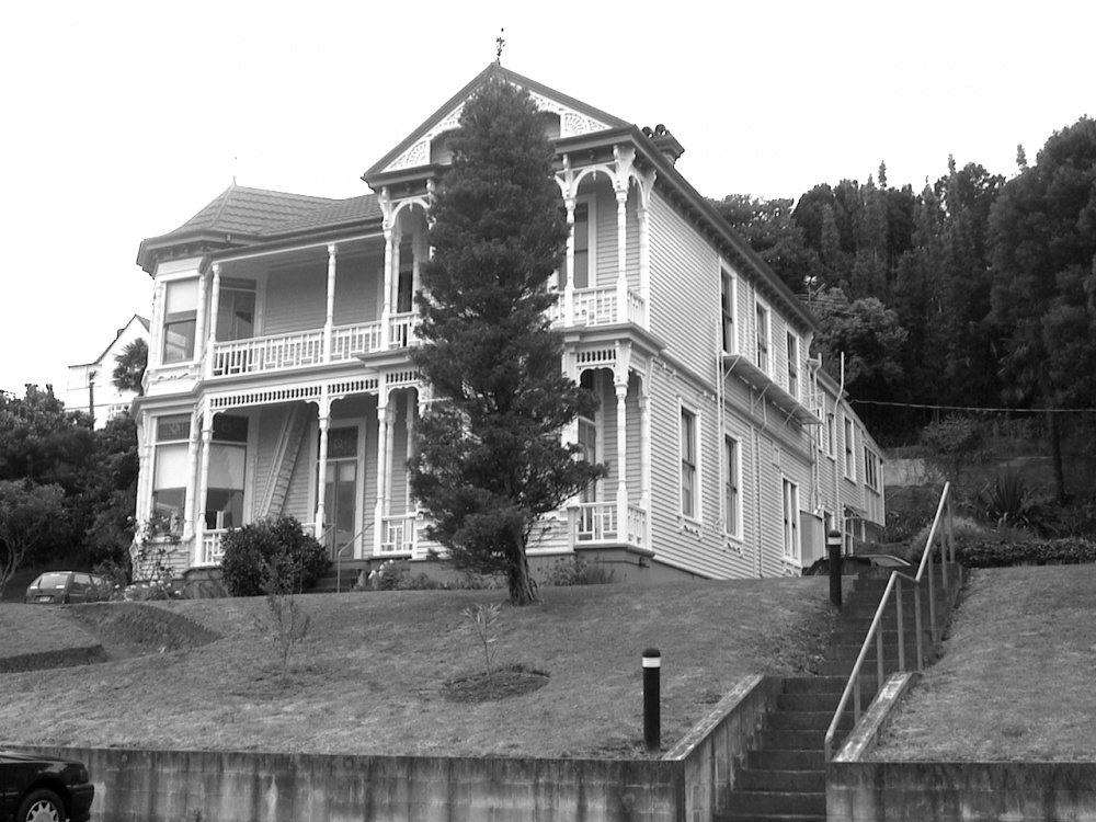 Theosophical Headquarters, New Zealand