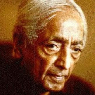 "Jiddu Krishnamurti talking on ""What is a Spiritual Life"""