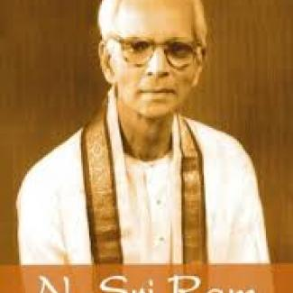 Initiation by N. Sri Ram