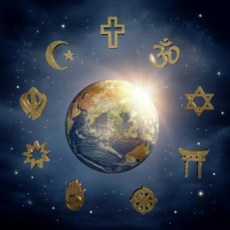 Theosophy in the great religions